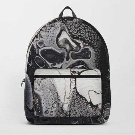gray area backpack