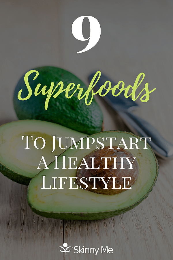 To help you in your endeavors to lead a healthy lifestyle and a healthy life we list 9 superfoods as a quick reference. #superfoods