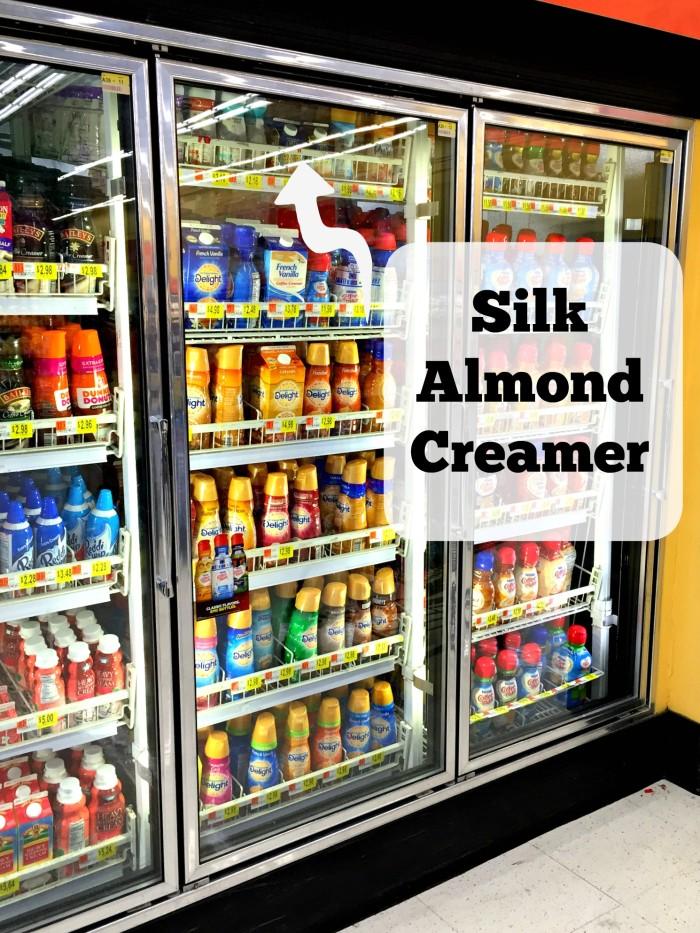 Silk Almond Vanilla Creamer