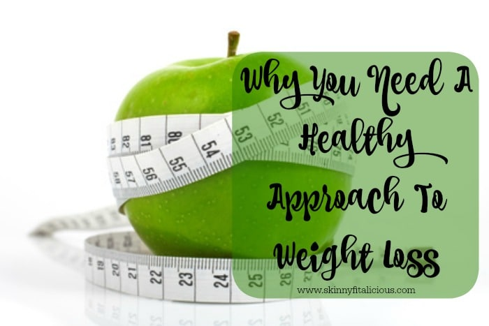 Why You Need A Healthy Approach To Weight Loss & Why The Biggest Loser Study Is Wrong