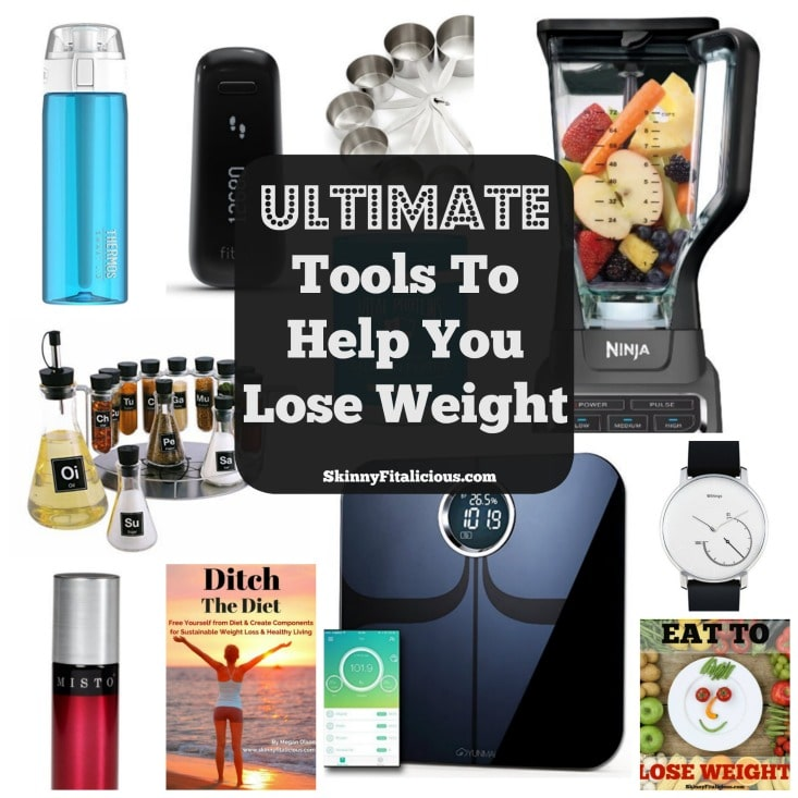 Readers, friends & women I help lose weight frequently ask for my recommendations on weight loss products. Today I'm sharing tools to help you lose weight.