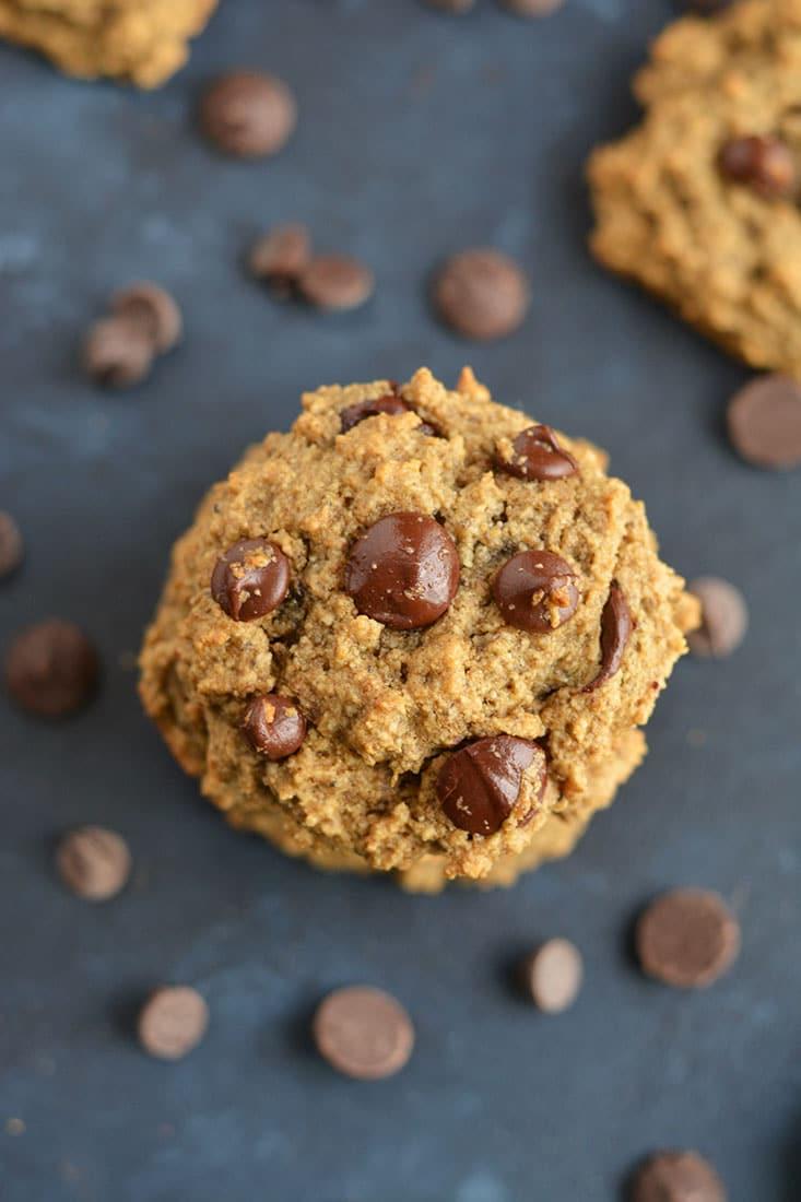 Skinny Chocolate Chip Cookies - Skinny ...
