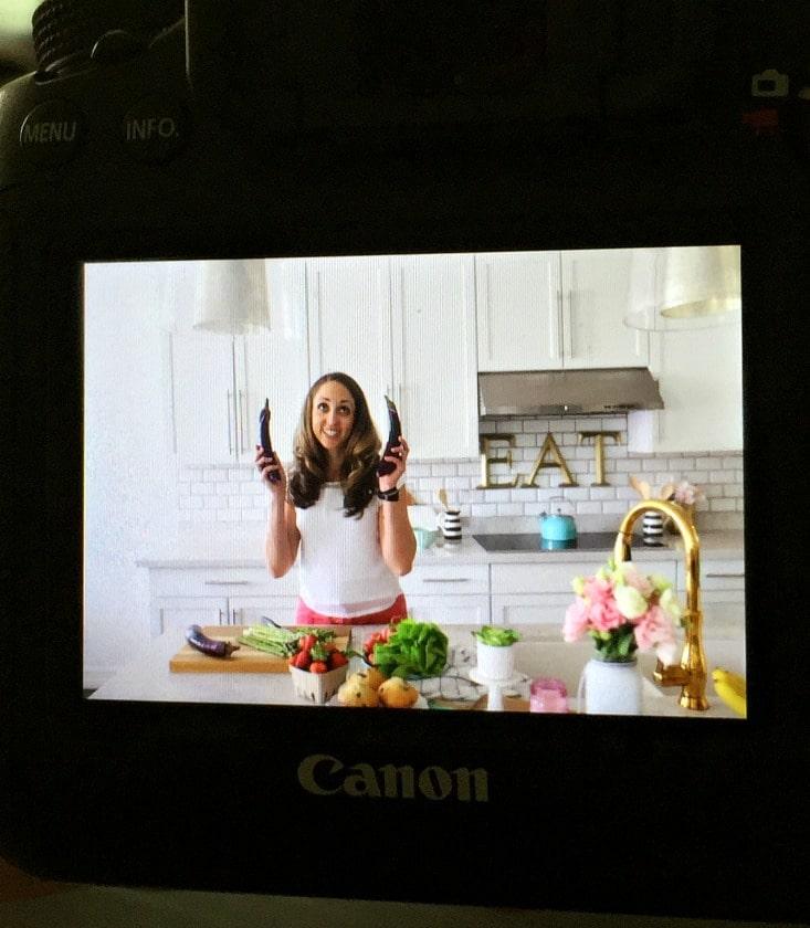 Megan Photo Shoot