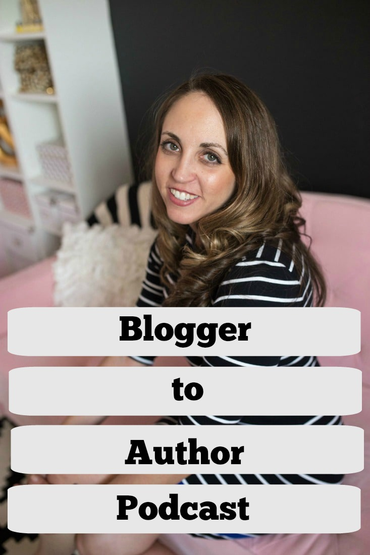 In this Blogger to Author Podcast episode, Megan Olson discusses how & why she wrote her book, Ditch The Diet & the advice she has for other authors.