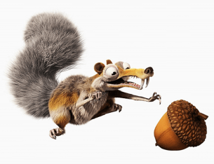 ice age nut