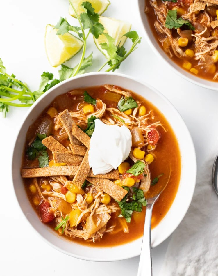 This delicious soup will fill your home with wonderful, hearty scents as it cooks!