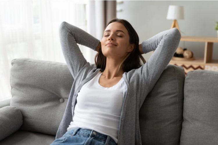 Take a moment to breathe and relieve stress!