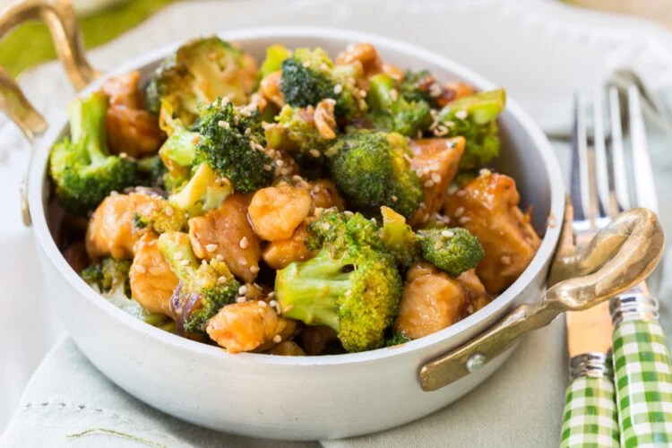 Skip the take away and try this tasty, well-rounded meal instead!
