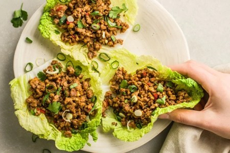 Korean BBQ Cabbage Cups | KETO Recipes