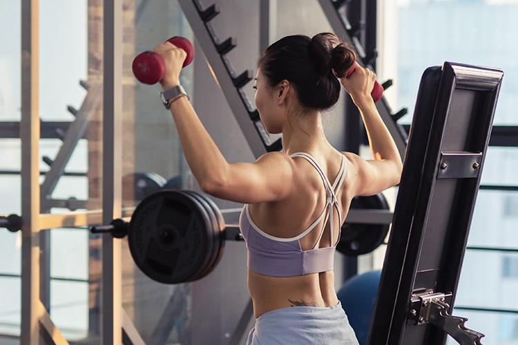 Our 30-day fitness plan will help you get in shape.