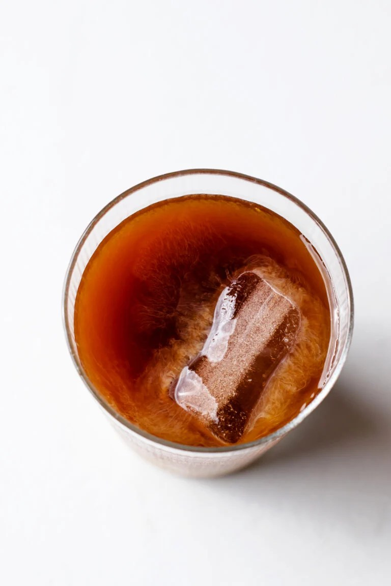 Save yourself some money and make this tasty cold brew at-home instead of hitting the coffee shop!