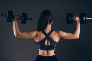 This arm workout will leave you with beautifully toned arms!