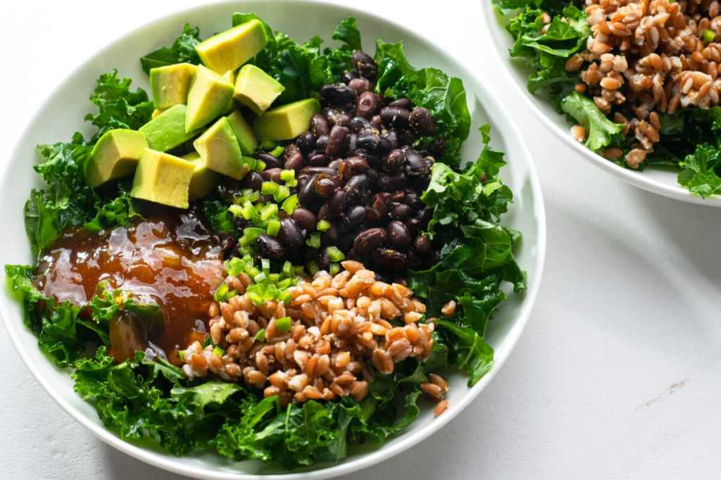 This delicious Buddha bowl is a fantastic, easy meal!