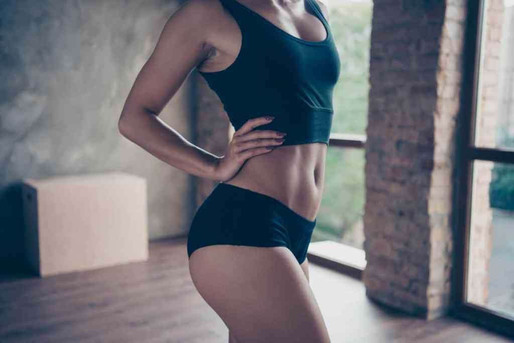 Our exercises for a smaller waist and shapely hips will help you build the figure you have dreamed of!