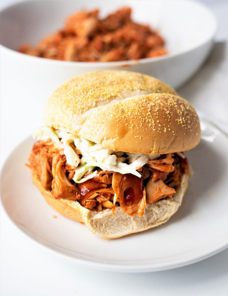 Our Clean BBQ Jackfruit is the perfect summer dish.