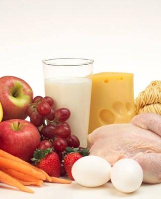 Nutrition advice for skinny guys