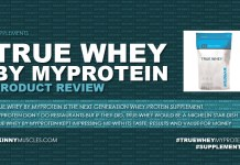 True Whey by Myprotein – product review