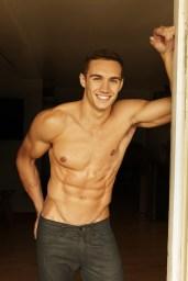 Tristan Edwards smiling