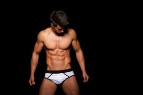 Florian Bornschier underwear