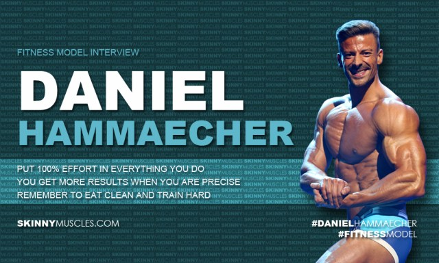 Daniel Hammaecher interview