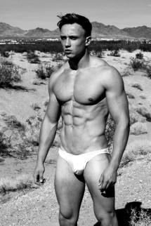 Rory Emslie fitness model