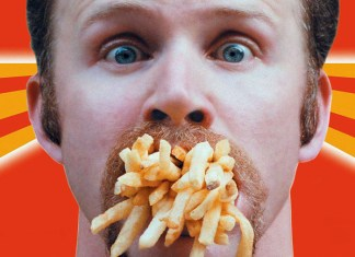 Bulking: Dirty or Clean? Photo: Morgan Spurlock/Supersize Me
