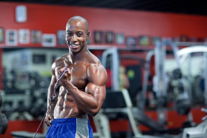 full body workout routine, 3 day workout plan, Shaka Smith