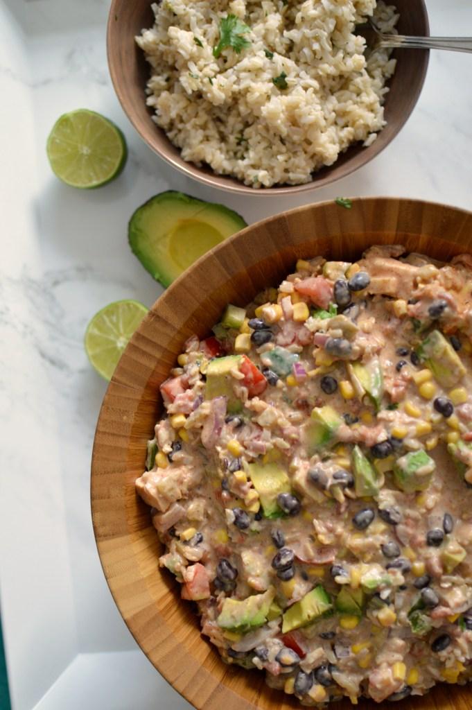 Clean Eating Detox Taco Salad