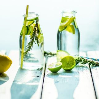 Detox Water to Cleanse for Weight Loss