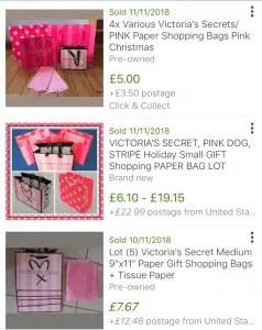 sell rubbish on ebay