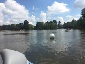 center parcs lake