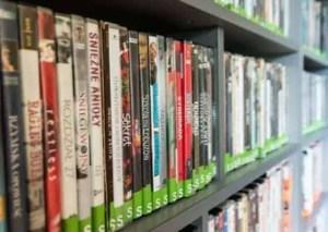 secondhand dvds