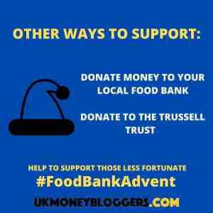 foodbank advent