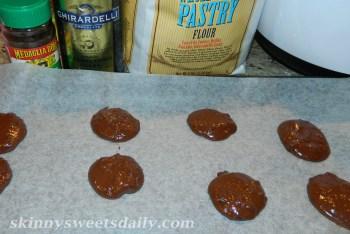 Rich Dark Chocolate Espresso Cookies 2