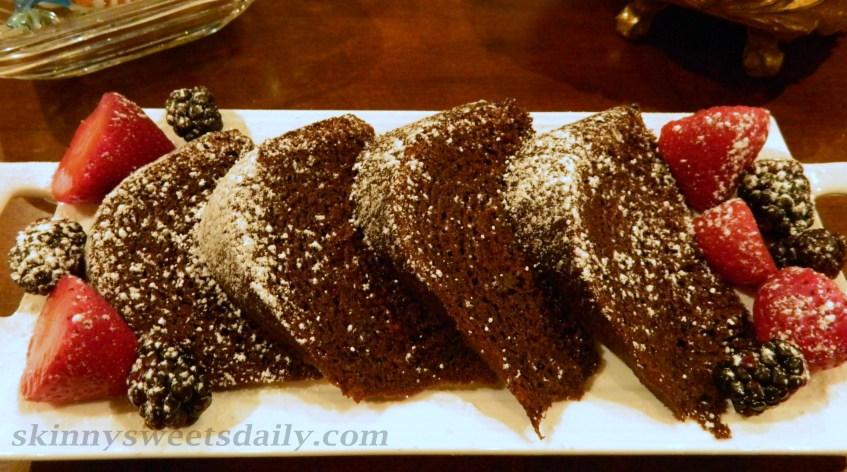 Nothing Better Than Nutella Bundt Cake!