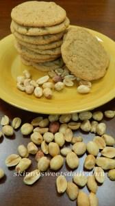 Fabulous Large Gluten Free No Flour Peanut Butter Cookies 2