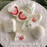 Frozen Fruit and Yogurt Bites