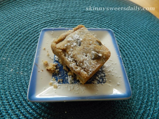 Easiest 4 Ingredient Blondies