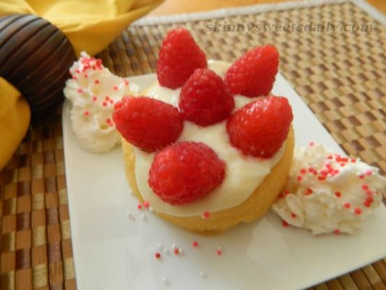Skinny Vanilla Pudding Cake Dessert