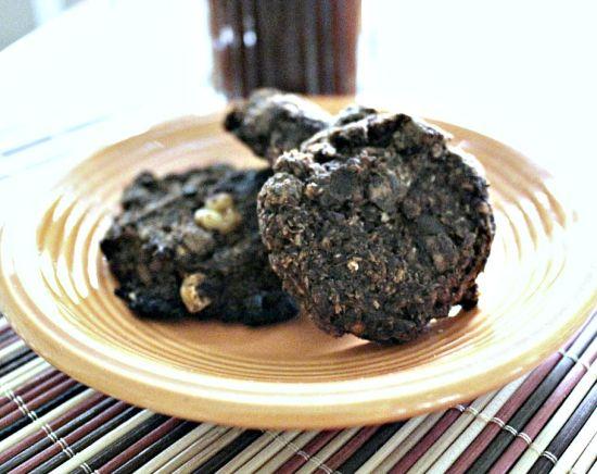 chunky quinoa cookies