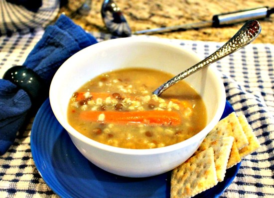 crockpot-chicken-barley-soup