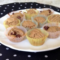 Low Fat Peanut Butter Muffins