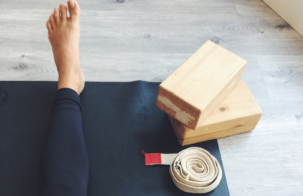 7 Strength Exercises You Can Do with Yoga Blocks