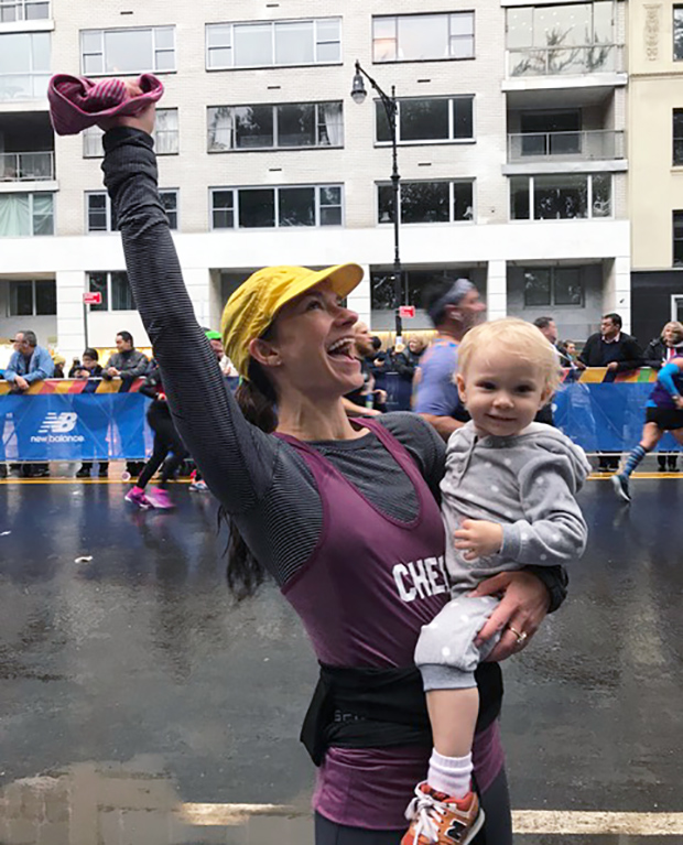 9 Things No One Tells You About Running a Marathon Post-Baby