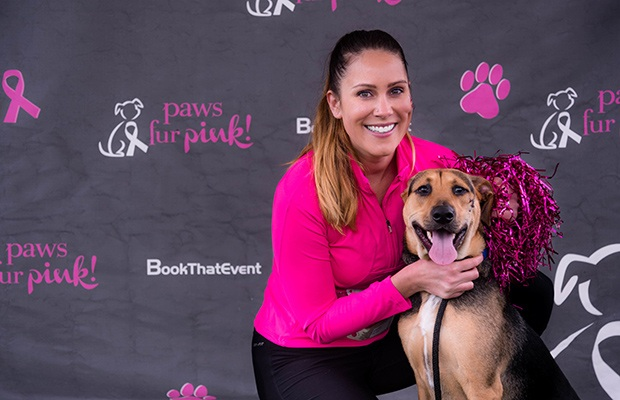 Fun Runs with Dogs: Paws Fur Pink Race