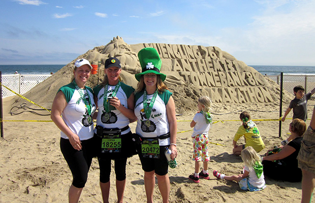 Yuengling Shamrock Marathon - Best Spring Marathons