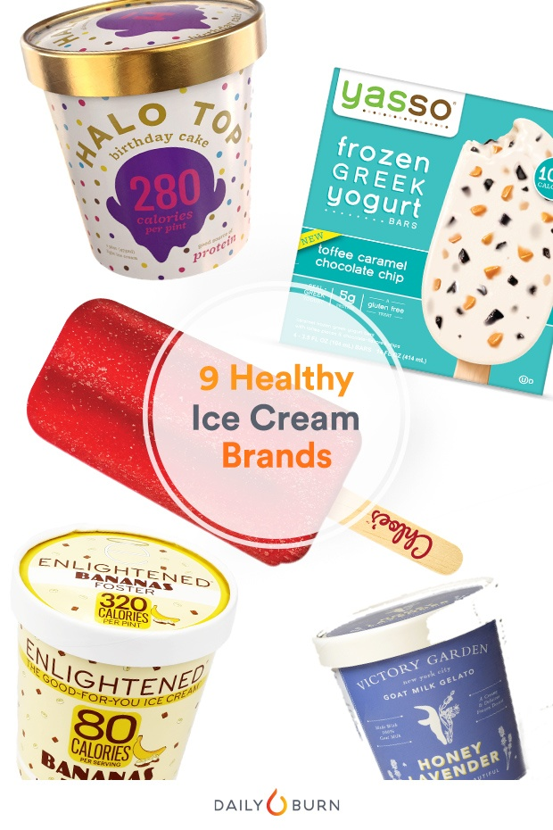 9 Healthy Ice Cream Brands Youll Devour With Zero Regrets