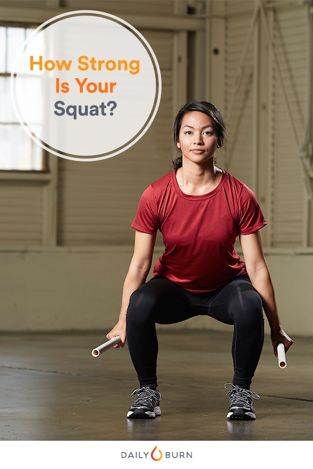 Learn Proper Squat Form With This Trainer-Backed Test
