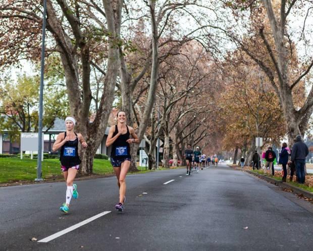 The 15 Best Fall Marathons in the U.S. - California International Marathon in Sacramento, California