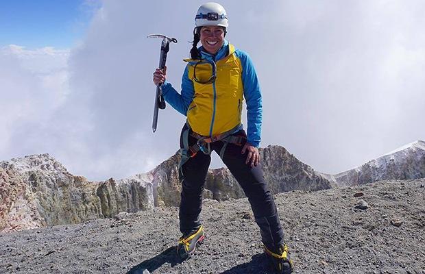 Climbing Mountains: Georgina Miranda